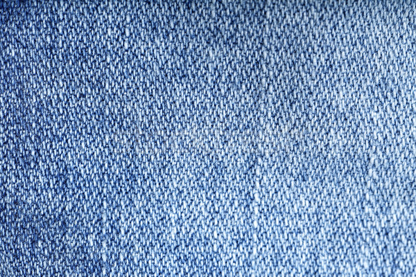 Jeans texture background - worn jean pants closeup Stock photo © Maridav