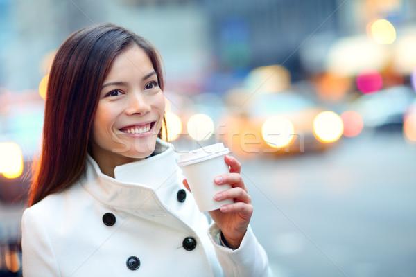 商業照片: 年輕 · 城市 · 專業的 · 商界女強人 · 紐約 · 隨便
