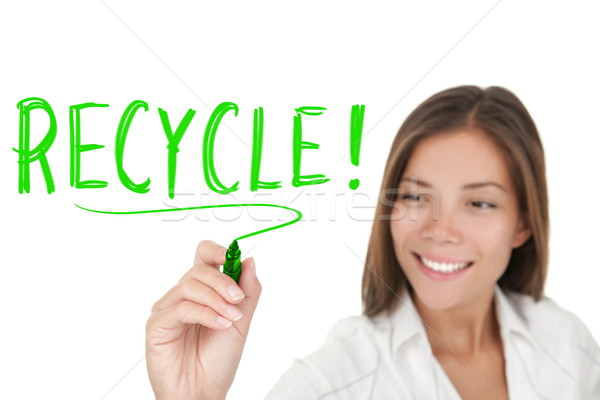 Recycle Stock photo © Maridav