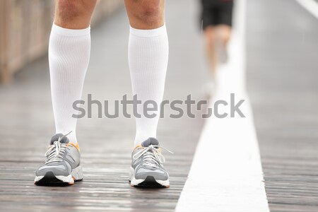 Running shoes Stock photo © Maridav
