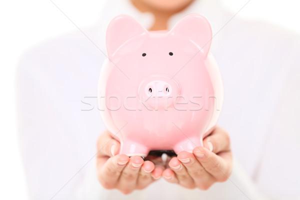 Piggy bank Stock photo © Maridav