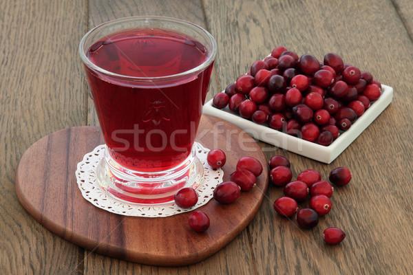 Foto stock: Suco · saúde · beber · frutas · frescas · carvalho