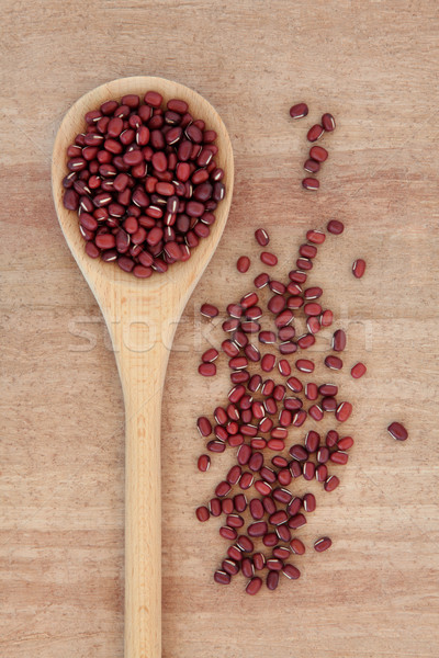 Adzuki Beans Stock photo © marilyna
