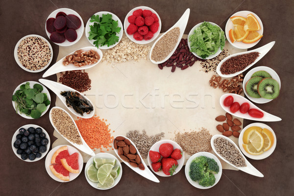 Healthy Superfood Stock photo © marilyna