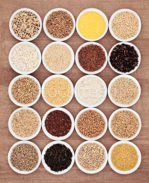 Grain Food Selection Stock photo © marilyna