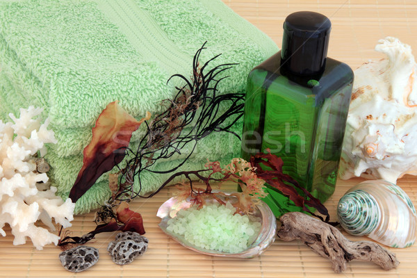 Natural Spa Products Stock photo © marilyna