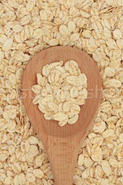 Barley Flakes Stock photo © marilyna