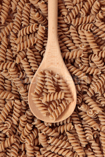 Fusilli Pasta Stock photo © marilyna