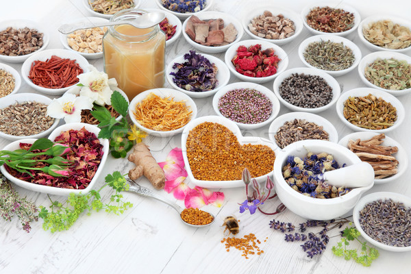 Alternative Herbal Medicine Stock photo © marilyna