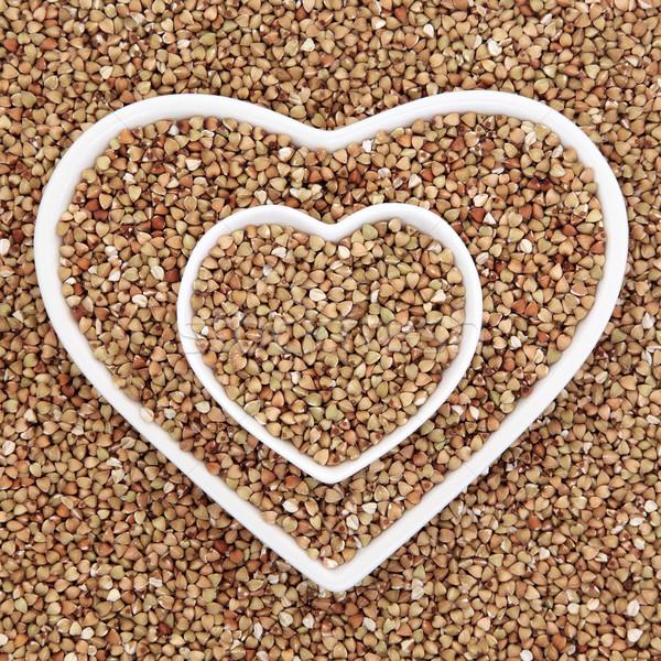 Buckwheat Stock photo © marilyna