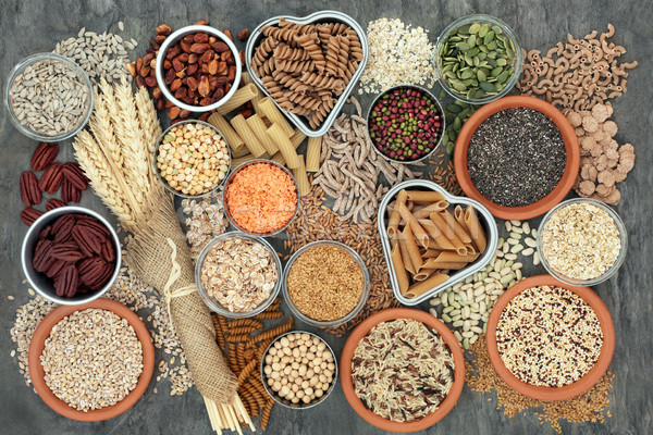 Healthy High Fiber Food Stock photo © marilyna