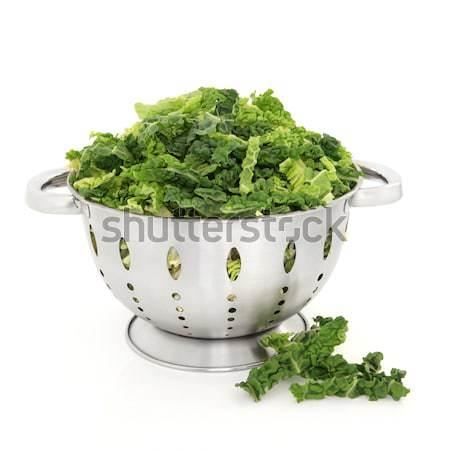 Lettuce Salad Leaves Stock photo © marilyna