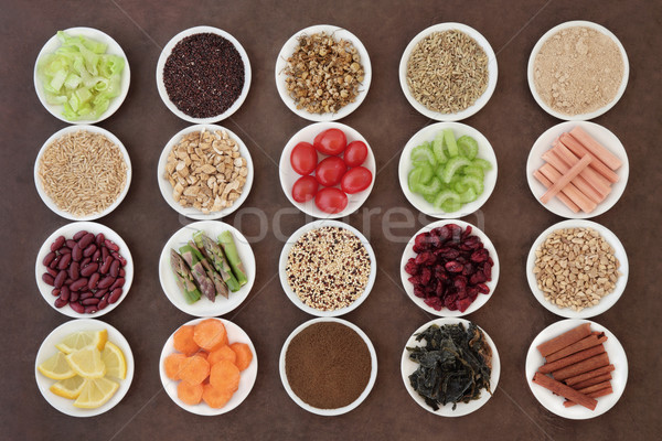Diet Food Stock photo © marilyna