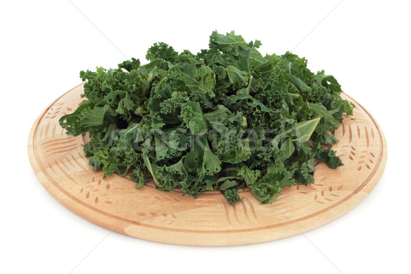 Kale Vegetable Stock photo © marilyna