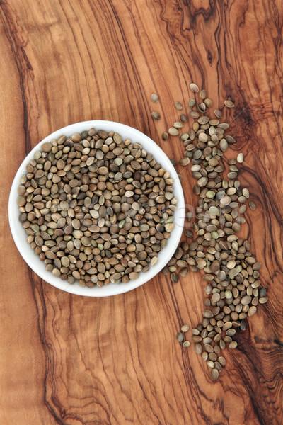 Hemp Seed Stock photo © marilyna