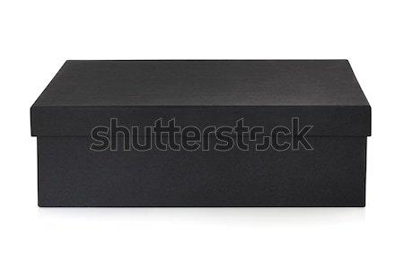 Black Box Stock photo © marilyna