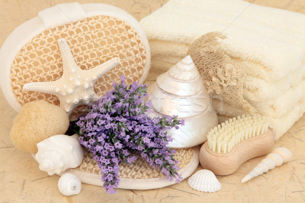 Lavender Skincare Stock photo © marilyna