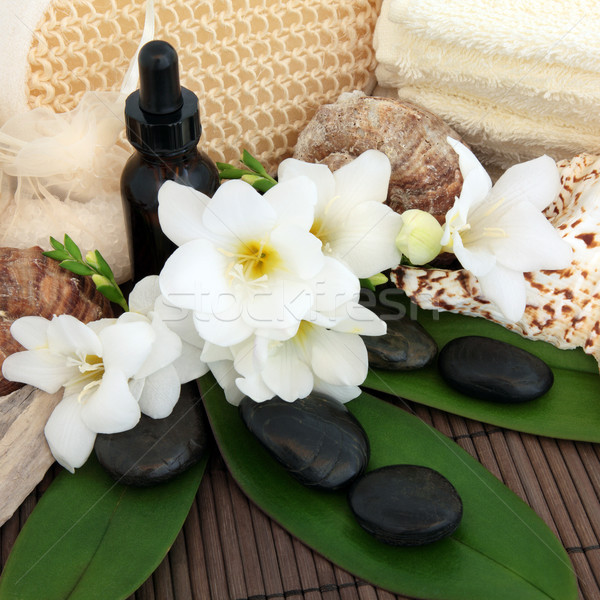 Tropical Spa Treatment Stock photo © marilyna
