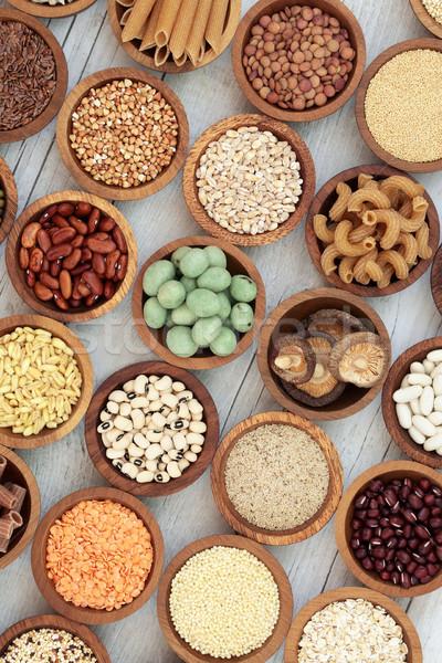 Macrobiotic Health Food  Stock photo © marilyna