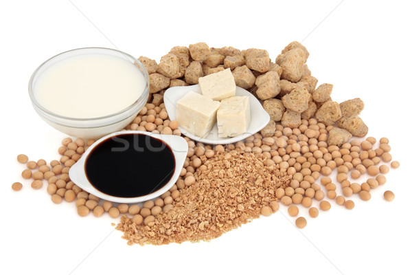 Soybean Products Stock photo © marilyna