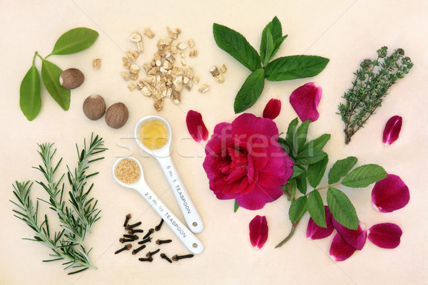 Love Potion Ingredients Stock photo © marilyna