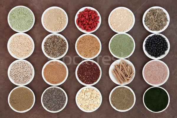 健康 食品 ボディービル 料理 自然 ストックフォト © marilyna