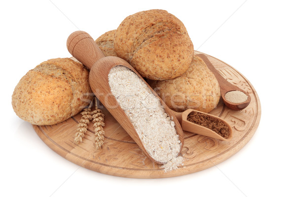Wholegrain Bread  Rolls Stock photo © marilyna