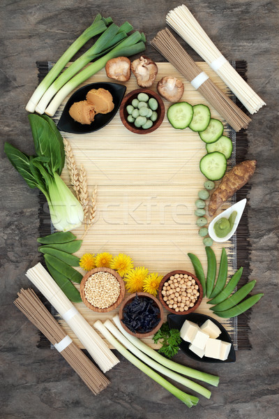 Macrobiotic Diet Food   Stock photo © marilyna