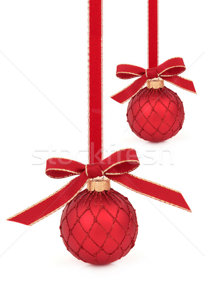 Christmas Decorations Stock photo © marilyna
