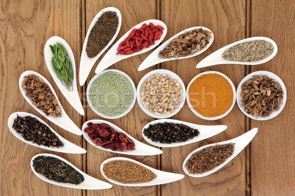 Liver Detox Superfood  Stock photo © marilyna