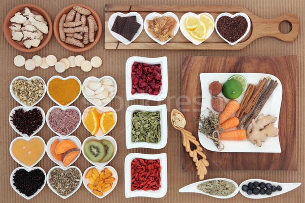 Superfood for Cold Cure Stock photo © marilyna