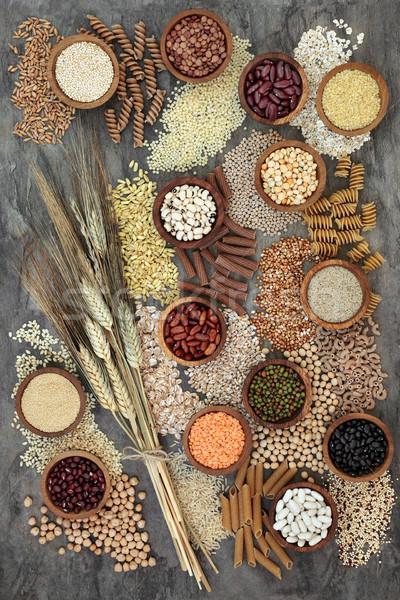 ダイエット 健康 食品 穀類 ストックフォト © marilyna