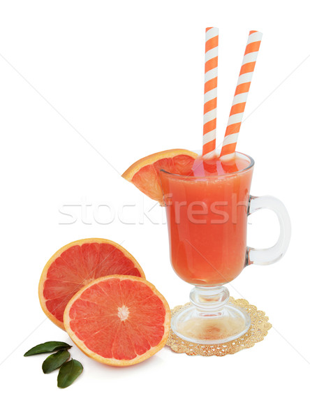 Ruby Red Grapefruit Juice Stock photo © marilyna