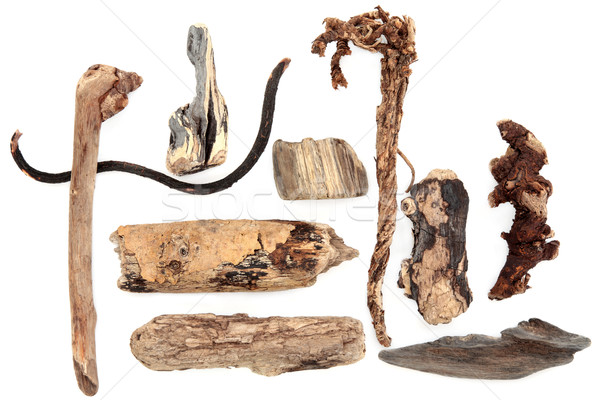 Driftwood Abstract Stock photo © marilyna