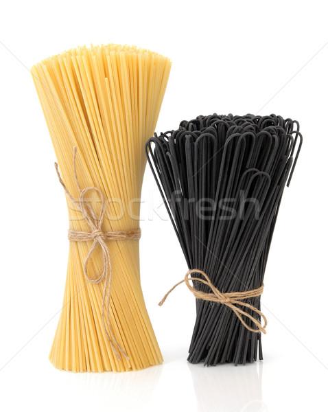 Italian Pasta Stock photo © marilyna