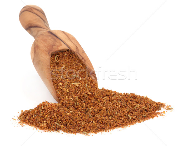 Barbecue Spice Mixture Stock photo © marilyna
