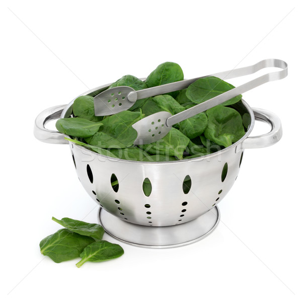 Spinach Stock photo © marilyna