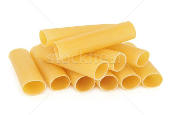 Foto stock: Pasta · blanco · fondo
