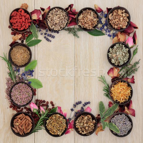 Naturopathic Medicine Stock photo © marilyna