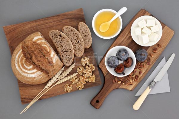 греческий продовольствие меда Сток-фото © marilyna