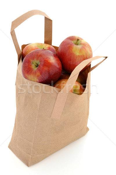 Apples in a Bag Stock photo © marilyna
