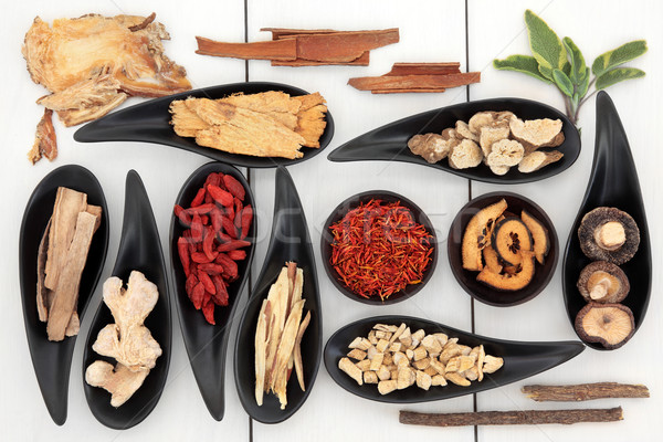 Chinese Medicine Stock photo © marilyna