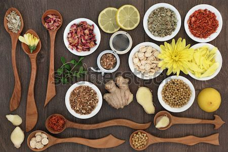 Natural Alternative Medicine Stock photo © marilyna
