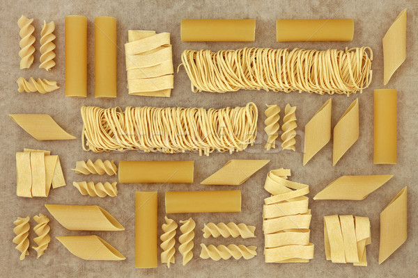 Abstract Pasta Background Stock photo © marilyna