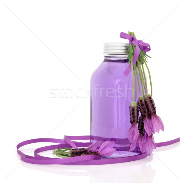 Lavender Herb Flower Water Stock photo © marilyna
