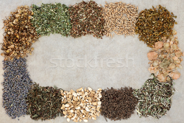 Herbal Medicine for Sleeping Disorders Stock photo © marilyna