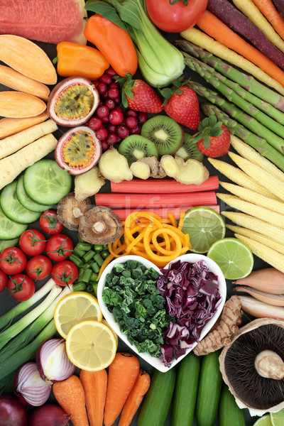 Super Food for a Healthy Diet Stock photo © marilyna