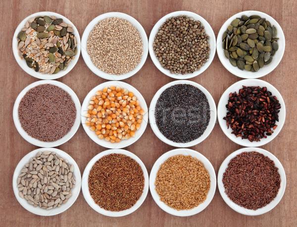 Seeds Stock photo © marilyna