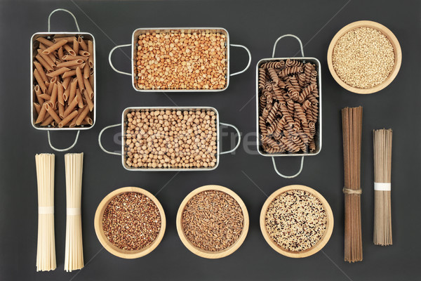 Suszy zdrowia żywności Zdjęcia stock © marilyna