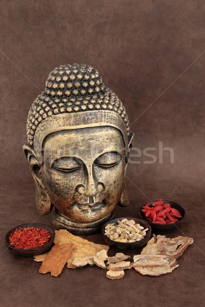 Oriental Medicine Stock photo © marilyna